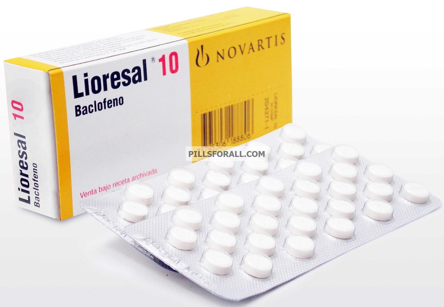 Baclofen Medication Interactions