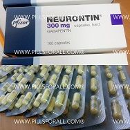Neurontin Pzifer Gabapentin 300mg x 100. Delivery from EU
