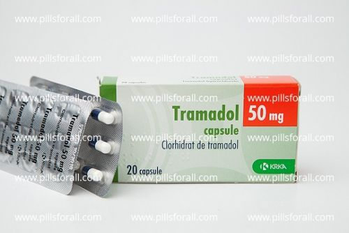 Ultram / Tramadol generic KRKAlabs 50mg x 100 delivery from EU