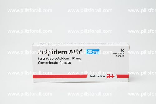 Ambien generic, Zolpidem by Antibiotice labs 10mg x 100. Delivery from EU