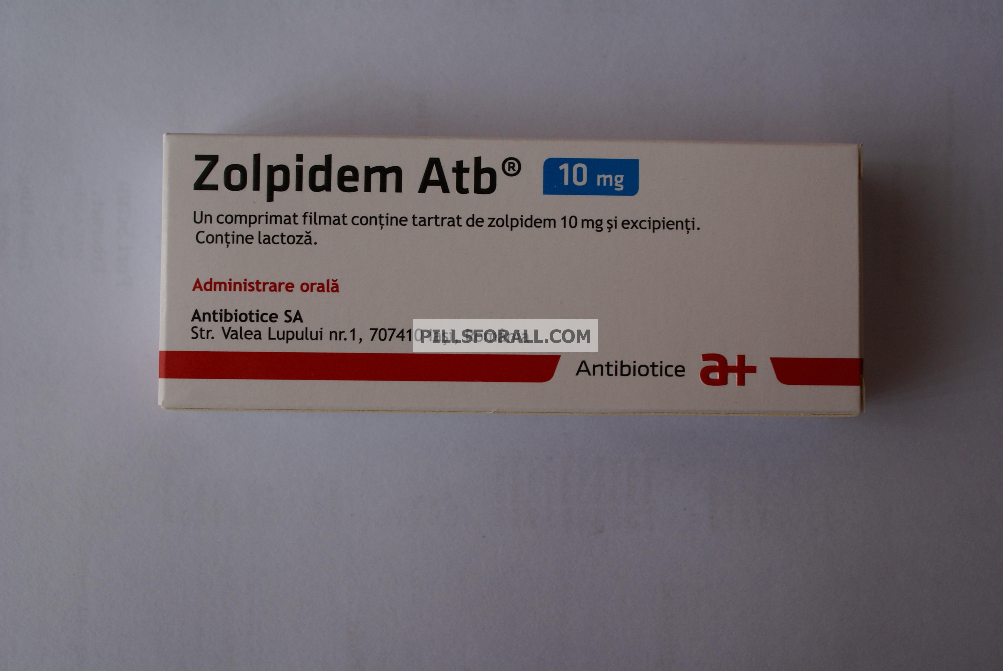 generic zolpidem manufacturers